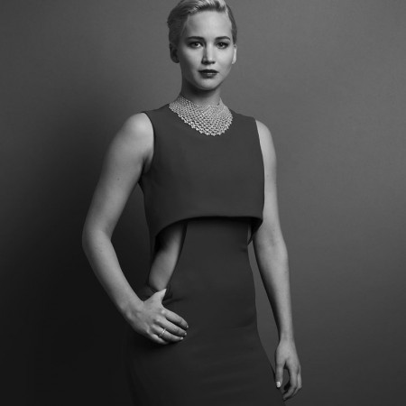 Golden Globes 2016 Portraits: Lady Gaga, Jennifer Lawrence + More Stars