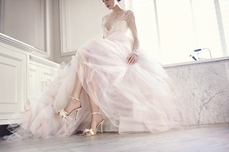 Jimmy Choo Bridal 2017