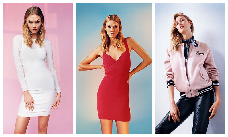 Karlie Kloss Looks Beyond Cool in New Topshop Campaign