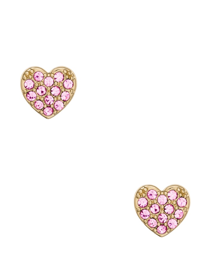 Kate Spade Heart Shaped Studs