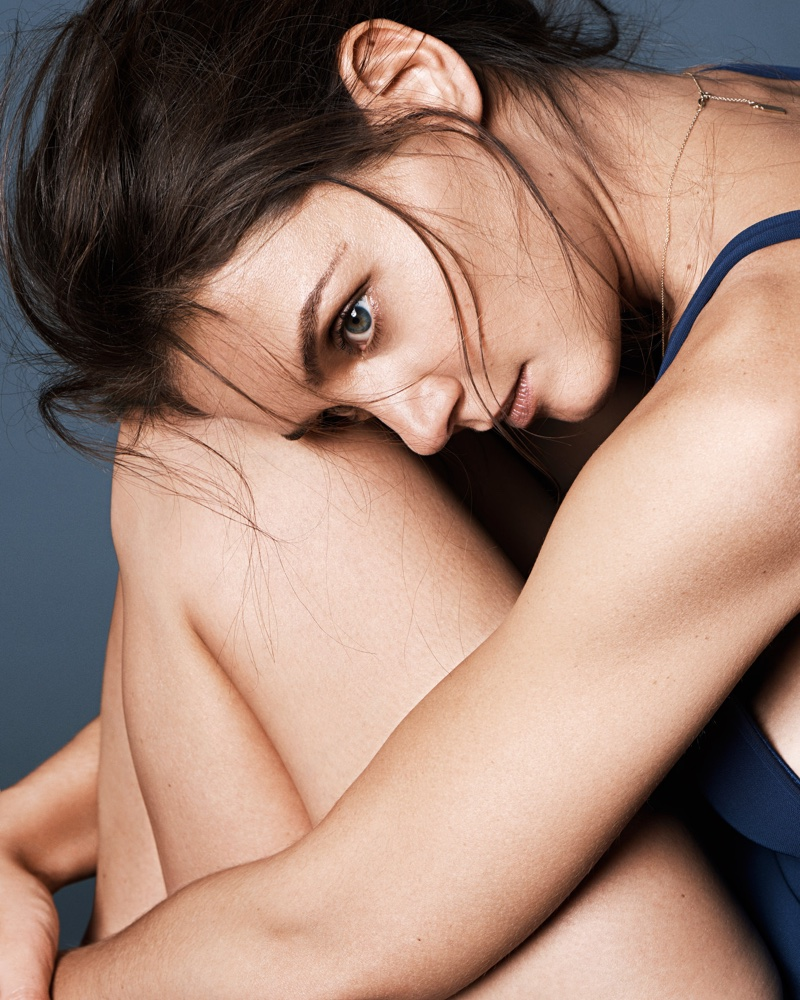 Katie Holmes stars in More Magazine's February issue