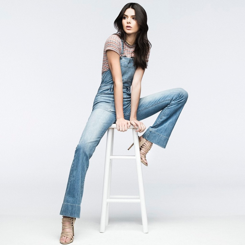 Kendall + Kylie Jenner for PacSun spring 2016 collection