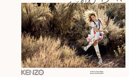 An image from Kenzo's spring-summer 2016 campaign