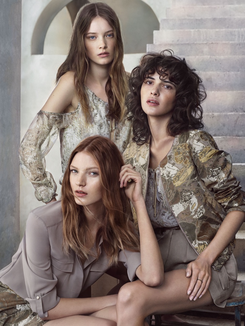 Kocca spring-summer 2016 campaign photographed by Hunter & Gatti