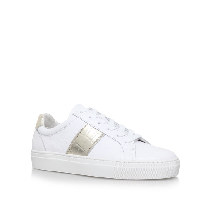 Kurt Geiger Lambeth White Sneakers