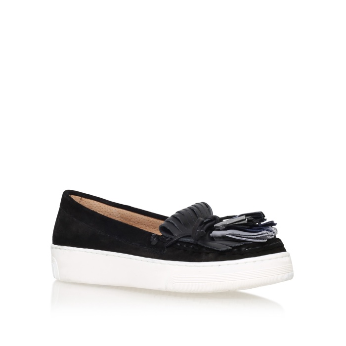 Kurt Geiger Lilian Black Loafer