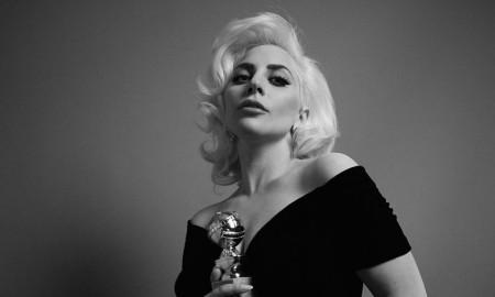 Lady Gaga. Photo: Instagram/Inez & Vinoodh