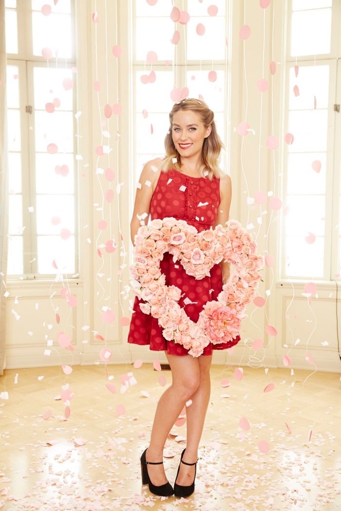 Lauren Conrad Does Polka Dots with New Minnie Mouse Collection