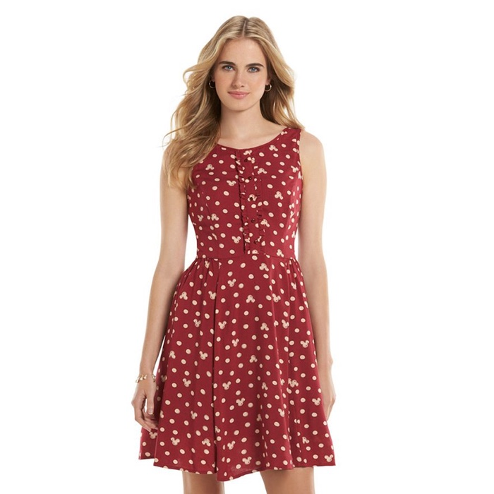 Lauren Conrad x Minnie Mouse Clothing Shop