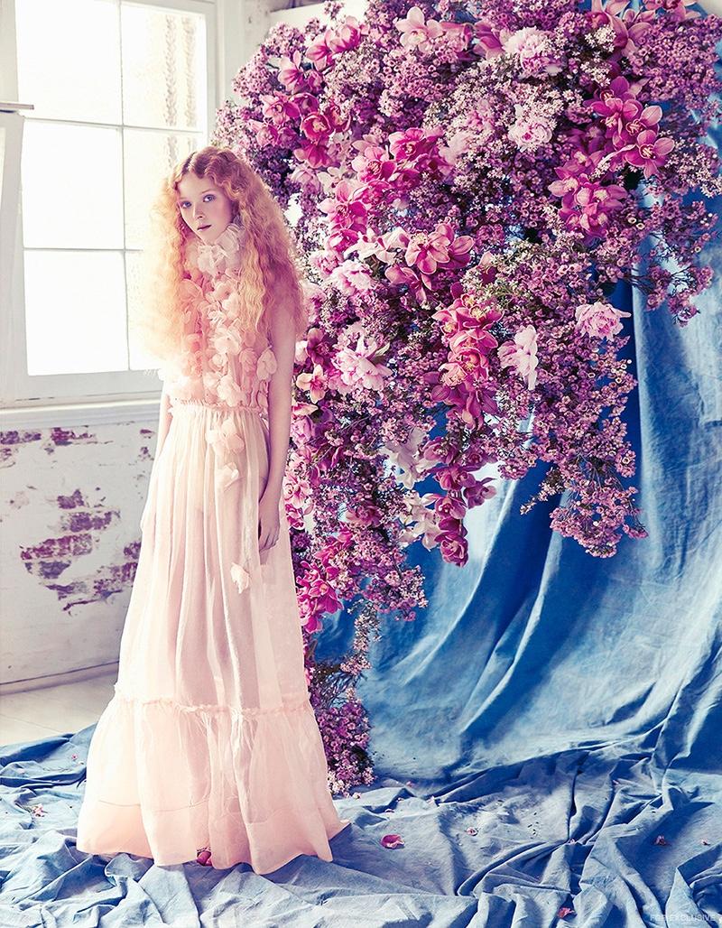 Nevenka Dress and Neckpiece