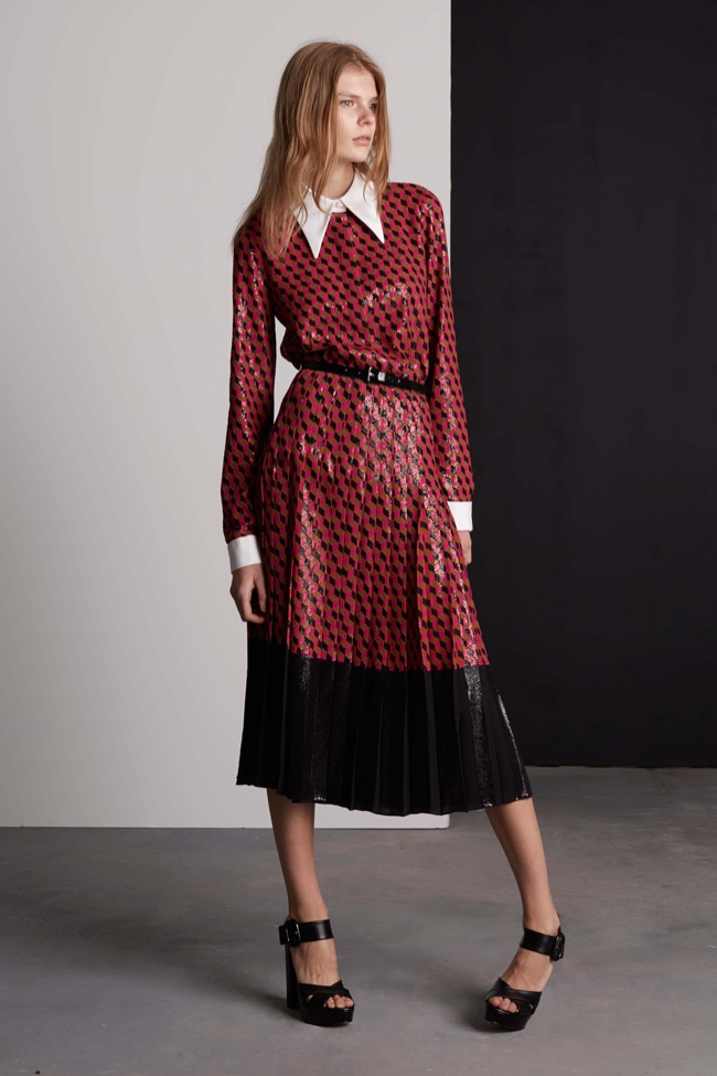 A look from Michael Kors' cruise 2016 collection