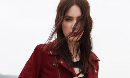 Nasty Gal Lady Stardust Fringe Suede Jacket, One Teaspoon Scallywags Coated Skinny Jeans