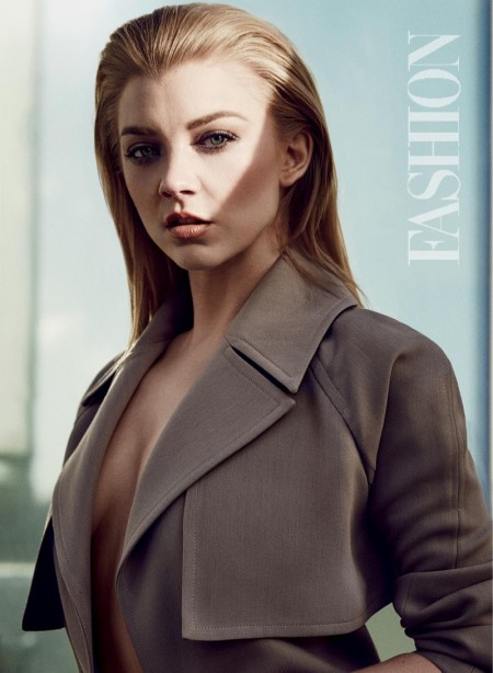 "Natalie Dormer Stars in FASHION Magazine: ""Actors Have to Be Imperfect"""