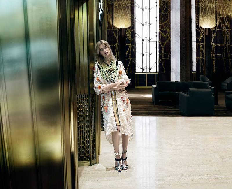 Natalia Vodianova stars in Prada s spring-summer 2016 campaign 61c0fd69dfe1