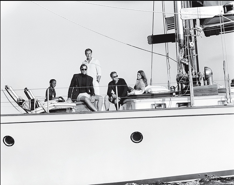 Ralph Lauren Takes to the Seas with Spring 2016 Campaign