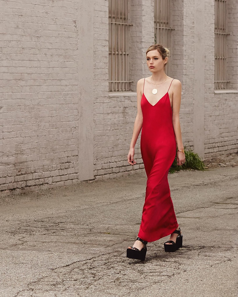 Slip For Under Wedding Dress 71 Stunning Reformation Slip Maxi Dress