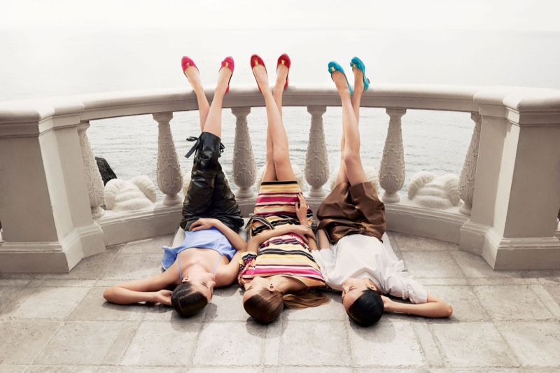 Salvatore Ferragamo releases spring-summer 2016 campaign