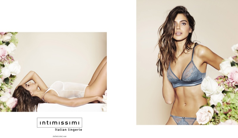 Intimissimi launches spring-summer 2016 campaign
