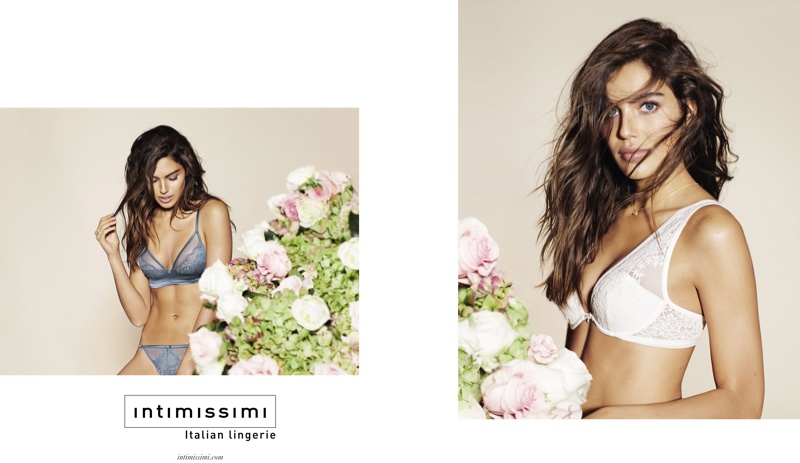 Intimissimi spring-summer 2016 campaign