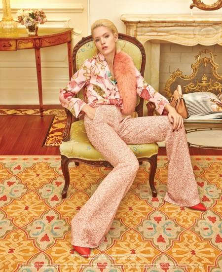 Ladyship: Singles Korea Brings a Retro Twist to Spring Looks