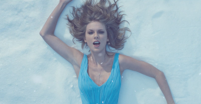 Get the Look: Taylor Swift's Dreamy 'Out of the Woods' Dresses