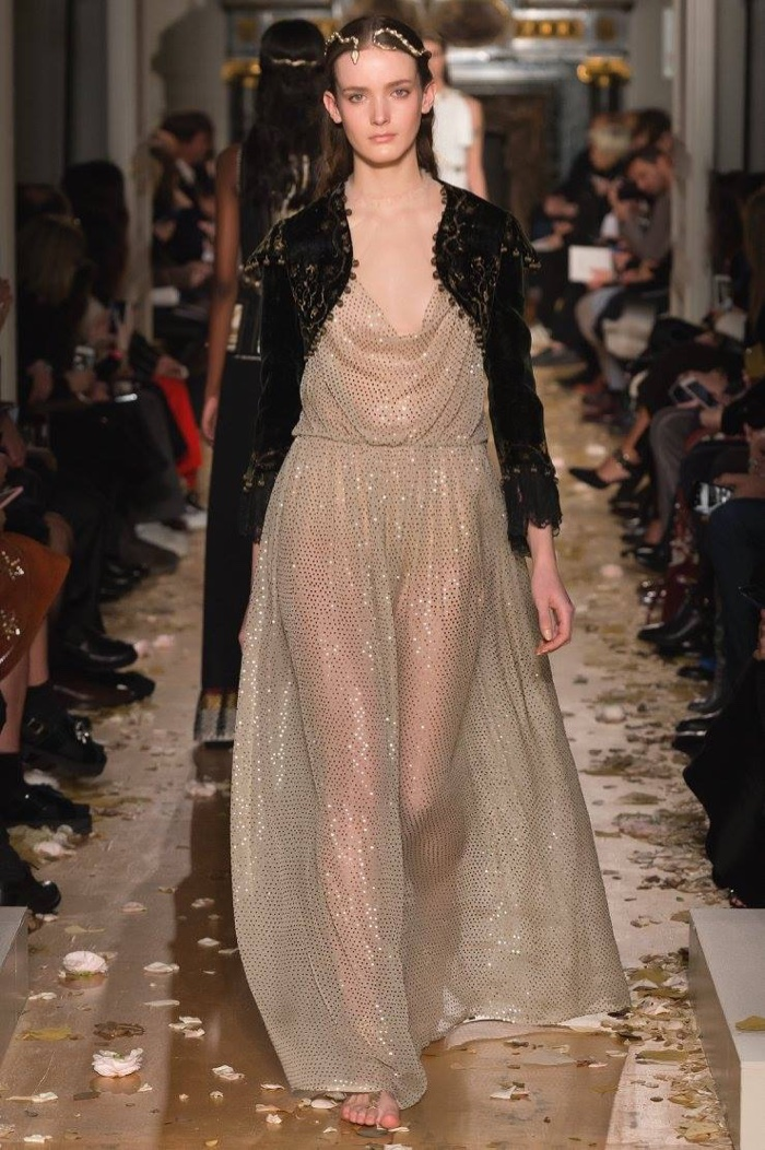 Valentino spring 2016 haute couture runway50 for 50 haute couture
