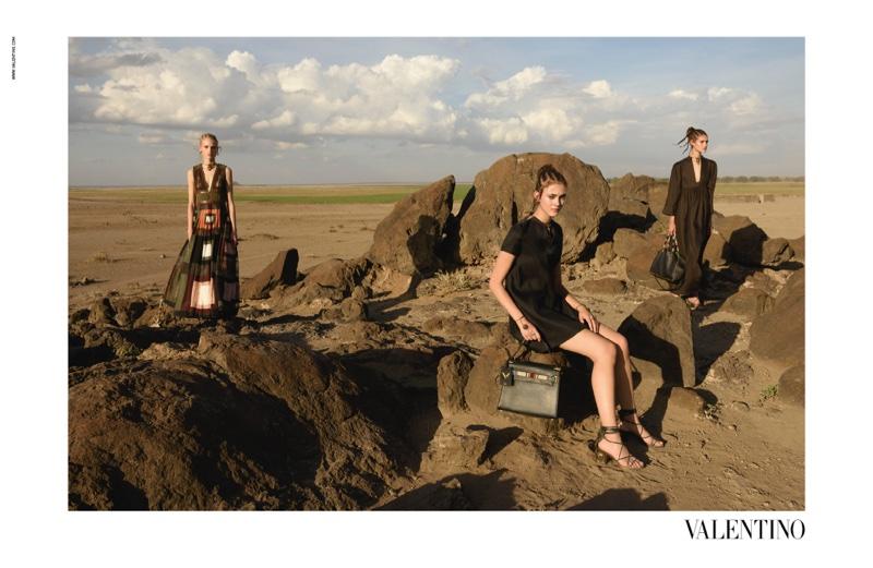 Valentino spring 2016 campaign