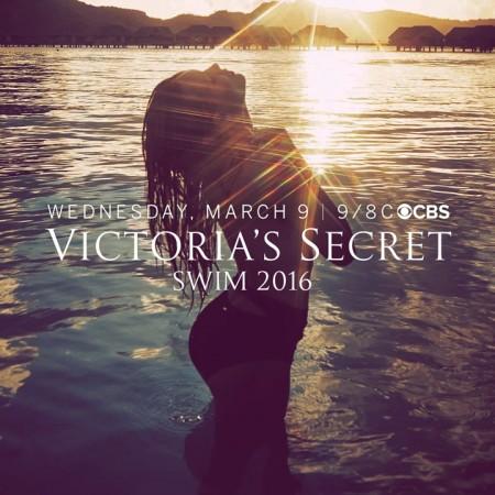 Victoria's Secret Announces 2016 Swim Special in St. Barth