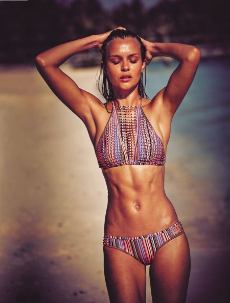 Angels in Bora Bora: Victoria's Secret Releases Swim 2016 Catalog