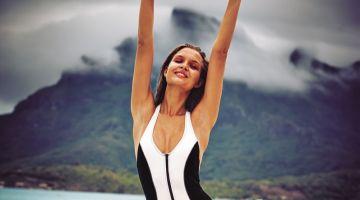Angels in Bora Bora: Victoria's Secret Releases Swim 2016 Catalog