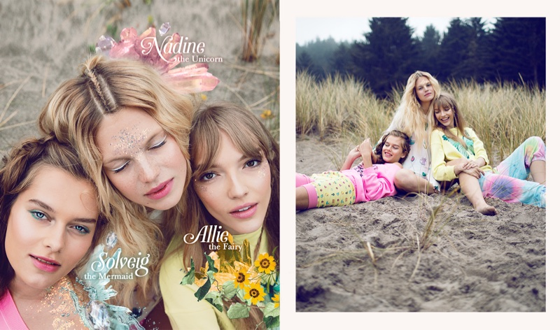 A Sort Of Fairytale: Wildfox Launches Spring 2016 Lookbook