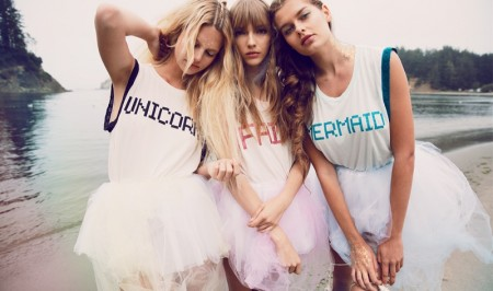 A Sort of Fairytale: Wildfox Launches Spring '16 Lookbook
