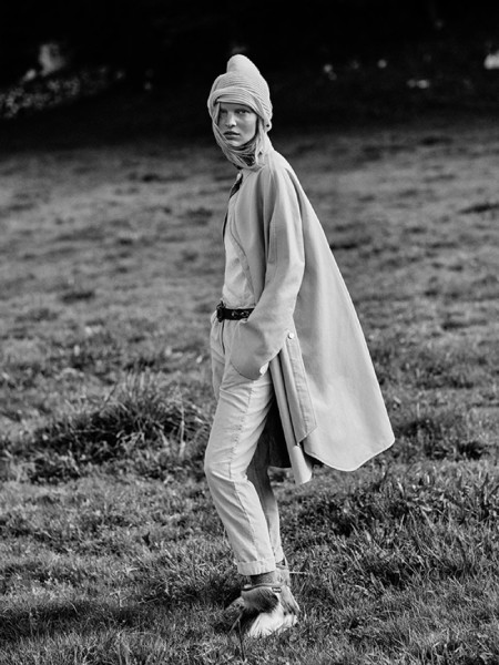 Back to Basics: TELVA Spotlights Cozy Winter Fashion
