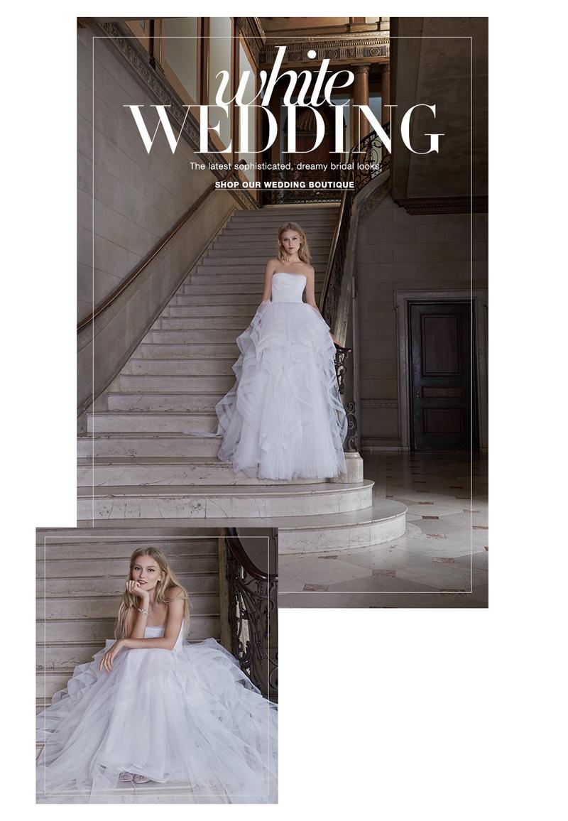 Wedding Dresses Shop 19 Elegant Reem Acra I um