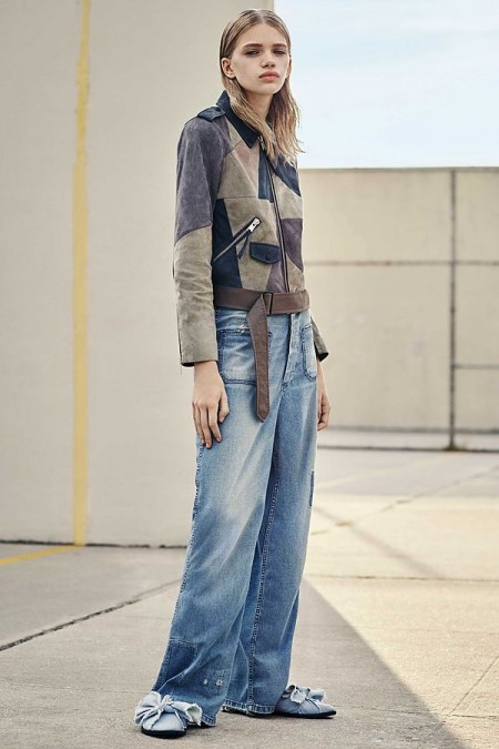 Grunge Style Gets an Update with AllSaints Spring '16 Collection