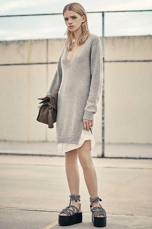 AllSaints Wick Dress