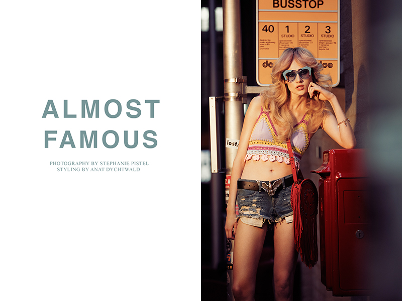 Exclusive: Anna Rose By Stephanie Pistel In Almost Famous