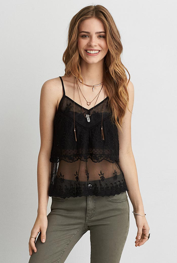 American Eagle Outfitters Spring 2016 Lookbook