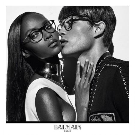 Balmain Unveils Spring 2016 Eyewear Campaign