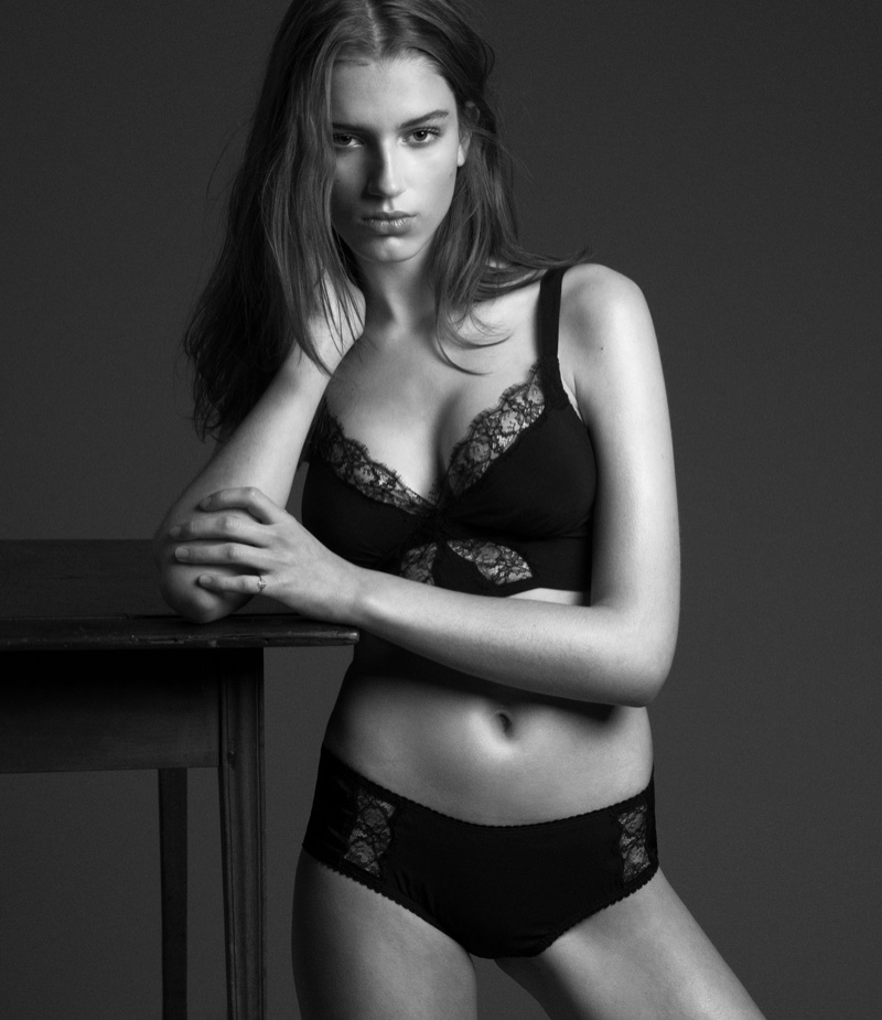 Barney`s Unveils The Latest Lingerie & Loungewear Looks