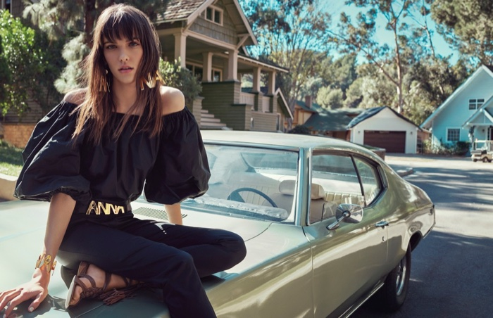 Blugirl Goes Hollywood with Spring 2016 Campaign