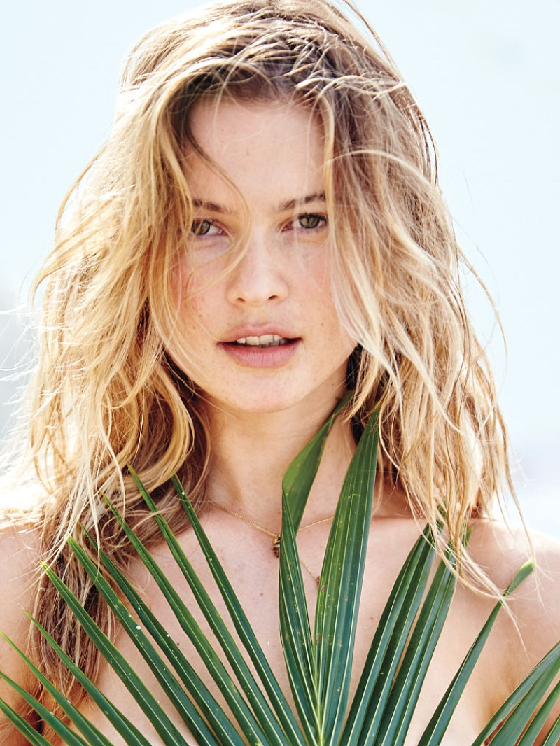 Behati Prinsloo stars in Body by Victoria Spring 2016 campaign