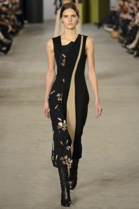 BOSS Fall 2016 | New York Fashion Week