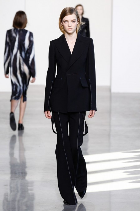 Calvin Klein Fall 2016 | New York Fashion Week