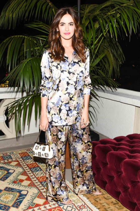 Dolce & Gabbana Had a Pretty Lax Dress Code at Its LA Party