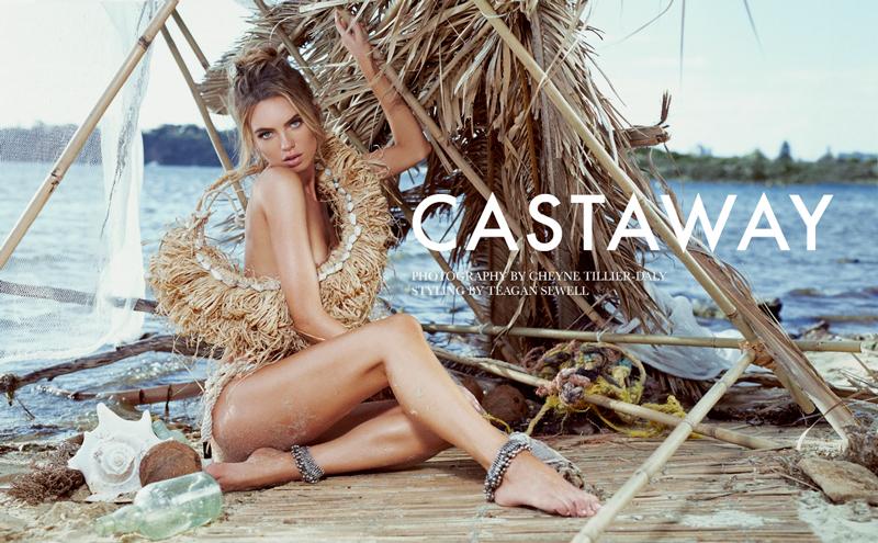 Exclusive: Aurelia Gliwski By Cheyene Tillier-Daly In Castaway