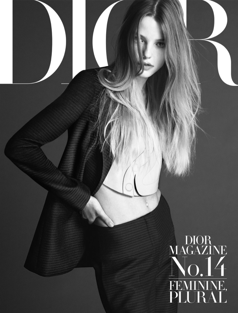 The Age of Innocence: Dior Magazine Spotlights Rising Stars