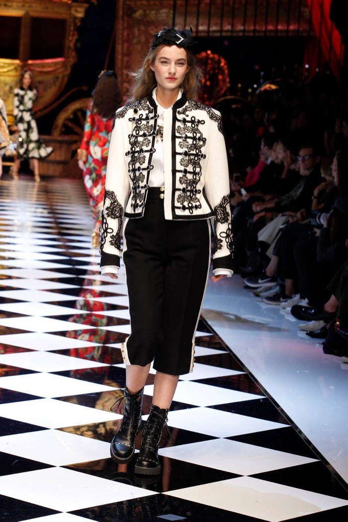 Dolce & Gabbana Fall 2016 - Milan Fashion Week