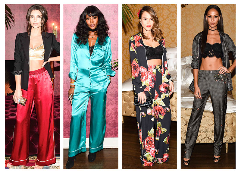 Dolce-Gabbana-Pajama-Party-Style