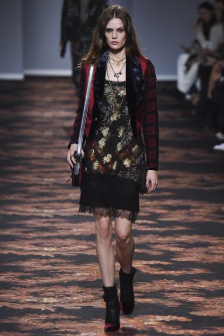 Etro Fall 2016 | Milan Fashion Week
